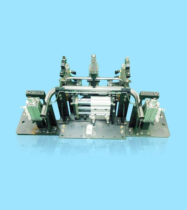 汽车座椅骨架焊接夹具